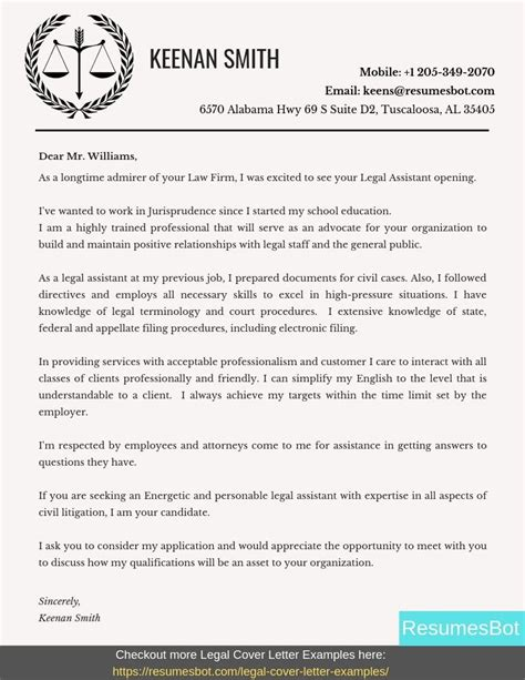 Legal Cover Letter To Client | Nurse Resume Writing Service