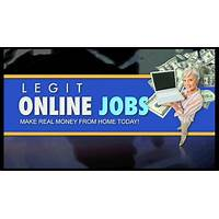Cash back for legit online jobs