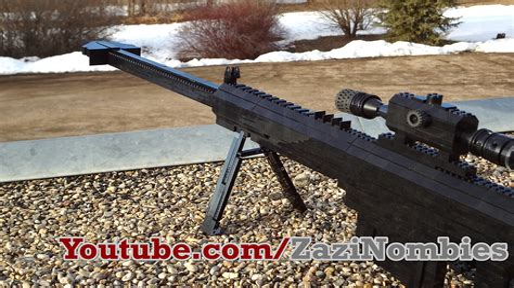 Lego 50 Cal Sniper Rifle