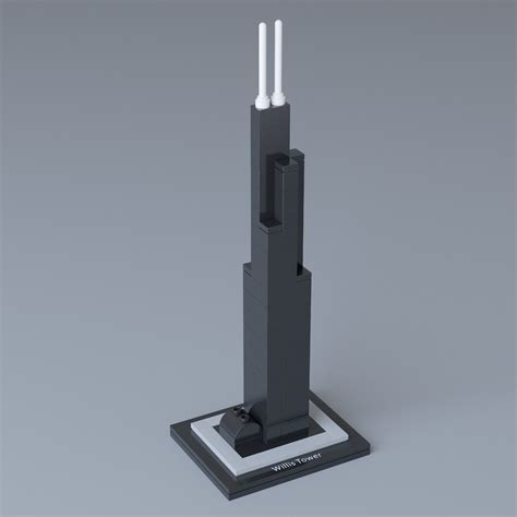 Lego Architecture Willis Tower Math Wallpaper Golden Find Free HD for Desktop [pastnedes.tk]