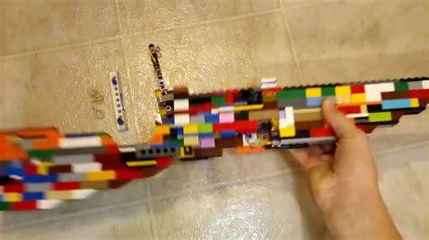 Lego Bolt Action Rifle Mechanism Instructions