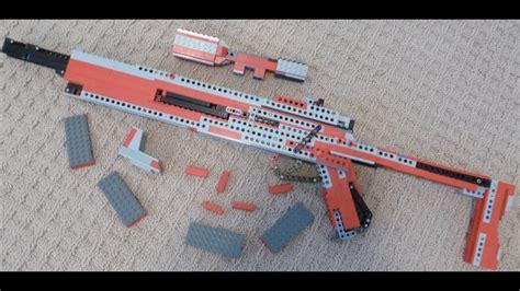 Lego Bolt Action Sniper Rifle Mechanism