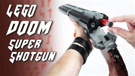 Lego Doom Super Shotgun