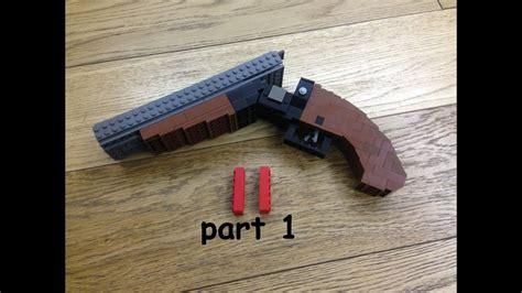 Lego Double Barrel Shotgun Tutorial