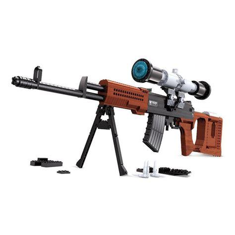 Lego Dragunov Sniper Rifle