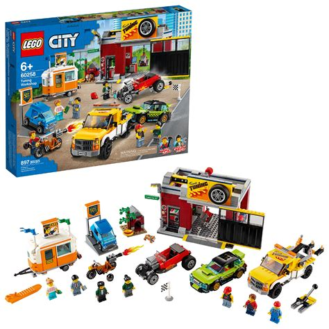 Lego Garage Set Make Your Own Beautiful  HD Wallpapers, Images Over 1000+ [ralydesign.ml]