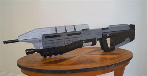 Lego Halo Assault Rifle Instructions