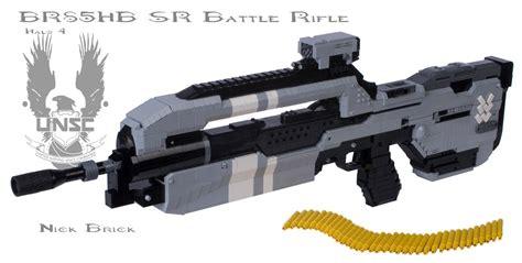 Lego Halo Battle Rifle