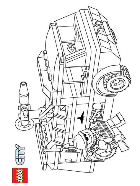 Lego Malvorlagen Zum Ausdrucken