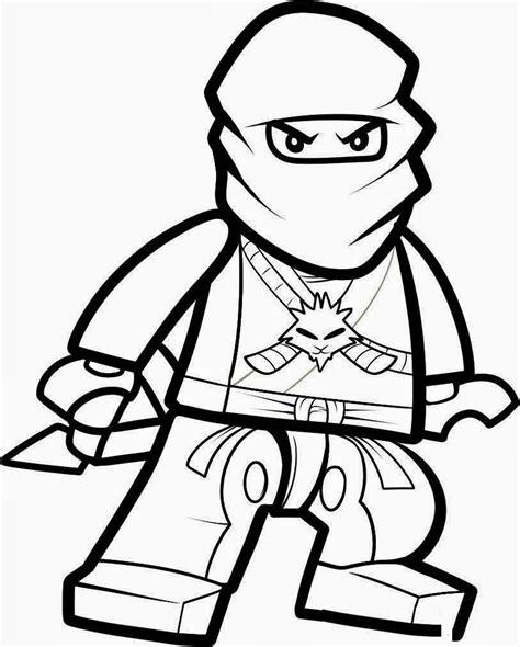Lego Ninjago Malvorlagen Zum Ausdrucken Wii