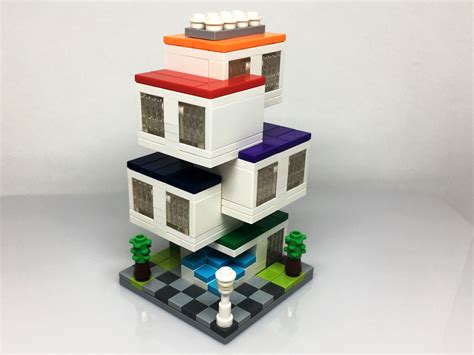 Lego house building ideas Image