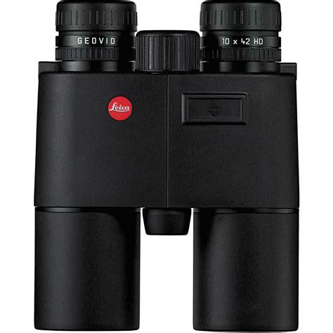 Leica Geovid 10x42 HD-R Binoculars Review