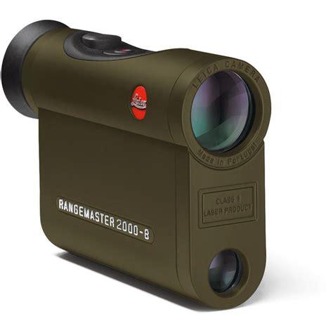 Leica Rangemaster CRF 2000-B - Shooting News UK