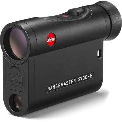 Leica Rangemaster Crf 2700b Rangefinder Rangemaster Crf 2700b