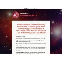 Cash back for leo man secrets zodiac attraction and seduction guide