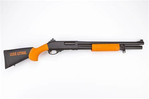 Less Than Lethal Shotgun