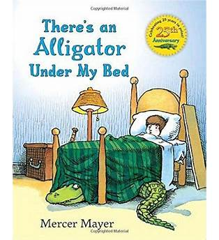 Lesson Plans For There An Alligator Under My Bed