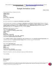 Sample invitation letter to visit canada from jamaica inviview sample invitation letter to visit canada from jamaica resume stopboris Choice Image