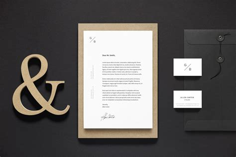 Letterhead And Business Card Mockup Graph and Velocity Download Free Graph and Velocity [gmss941.online]