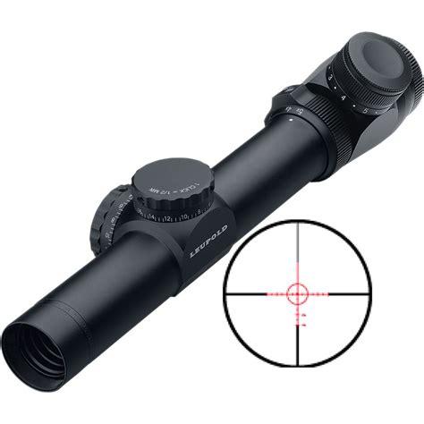 Leupold 1 5-5x20 Vx-3 30mm Riflescope