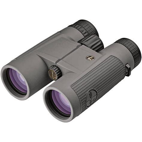 Leupold 10x42 BX-2 Acadia Binocular Shadow Gray 172700 B H