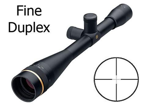 Leupold 12x Rifle Scope