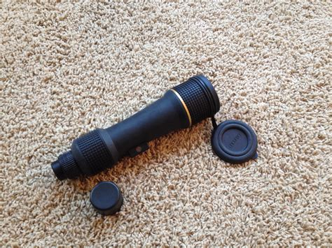 Leupold 25x50 Spotting Scope For Sale And Leupold 50cal