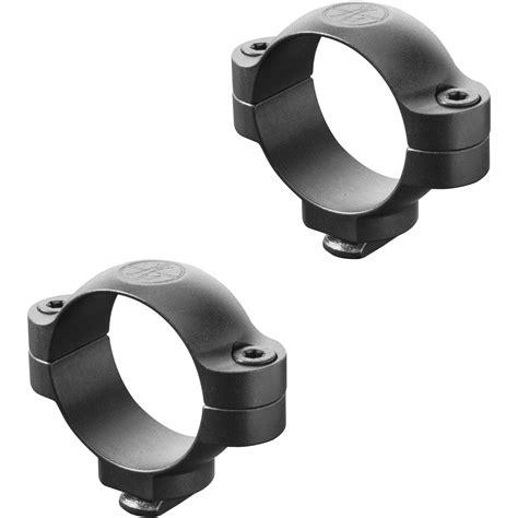 Leupold 34mm Dual Dovetail Rings