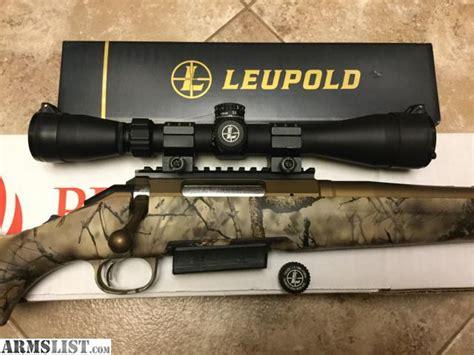 Leupold Cds 450 Bushmaster Ruger American