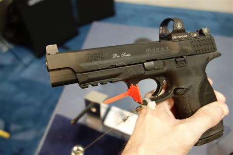 Leupold Deltapoint Red Dot M P 9mm 2 0