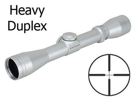 Leupold Heavy Duplex Reticle Review
