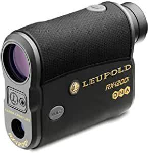 Leupold LP119359-BRKRX-1200i Rangefinder Matte - Amazon Com