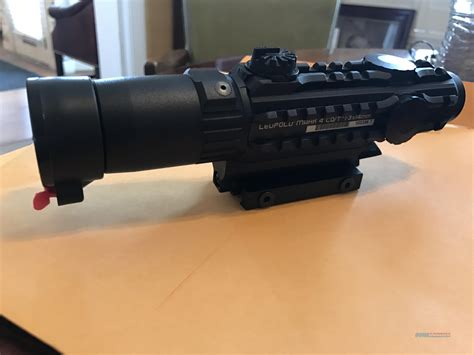Leupold Mark 4 Cq T For Sale