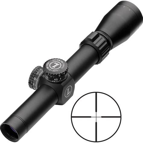 Leupold Mark AR MOD 1 1 5-4x20mm P5 Dial Riflescope Up