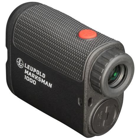 Leupold Marksman 1000 Rangefinder Review