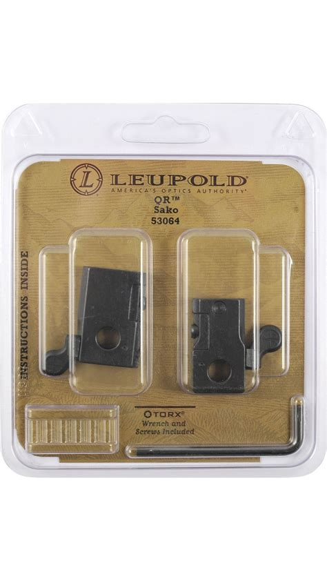 Leupold QR Quick Release Bases Up To 44 Off 4 5 Star
