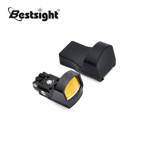 LEUPOLD Red Dot Sight Scope With The 1911-1913 And Glock