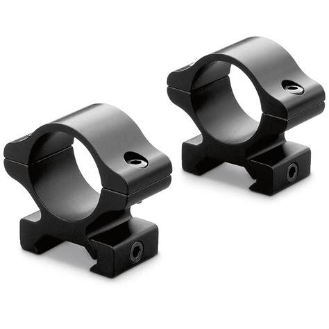 Leupold Rifleman Aluminum Detachable Rings Medium And Trijicon Glock Rmr Pistol Mount Rm44 719307606258 Ebay