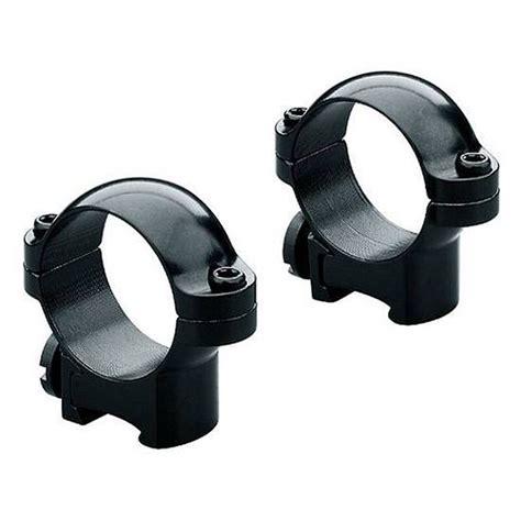 Leupold Rimfire Rings 11mm Medium Gloss