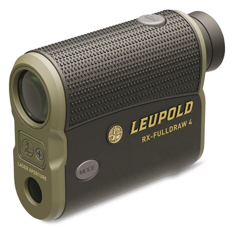 Leupold RX FullDraw Review