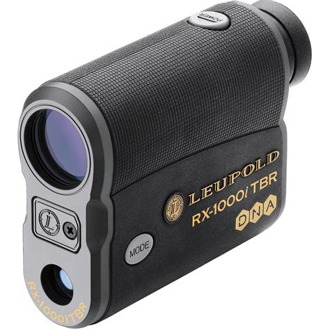 Leupold Rx1000i Tbr Laser Rangefinder And Leupold Scope Base For Savage Axis