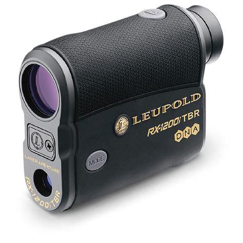 Leupold Rx1200i Tbr Rangefinder Video Review