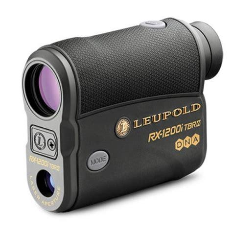 Leupold Rx1200i Tbr With Dna Digital Laser Rangefinder
