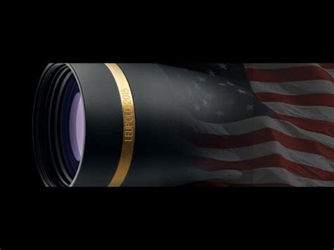 Leupold Scopes Where Are They Made