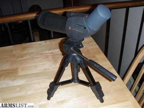 Leupold Sequoia Spotting Scope 15 45x60 Review