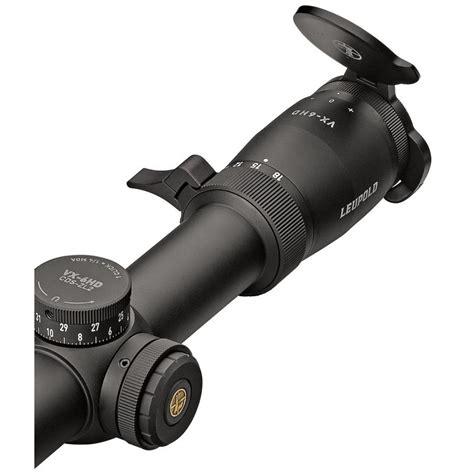 Leupold Vx6hd 318x50mm Cdszl2 Side Focus Firedot Duplex