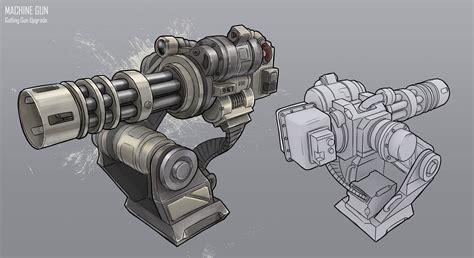 Level 4 Gun Store