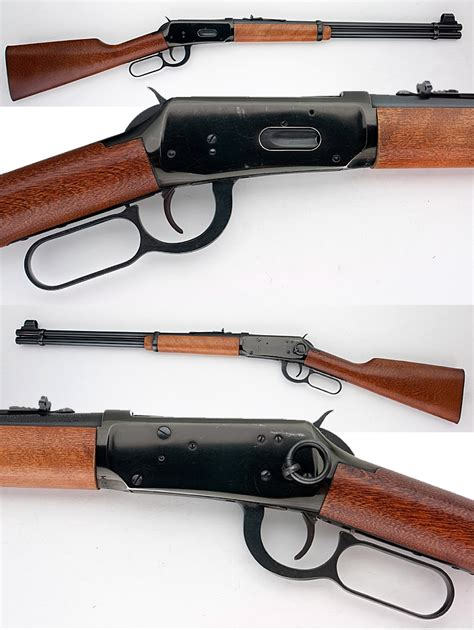 Lever Action 44 Magnum Rifle Winchester