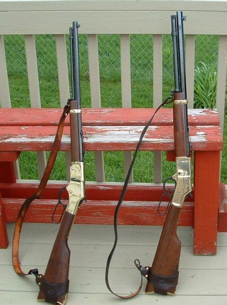 Lever Action Rifle Drills
