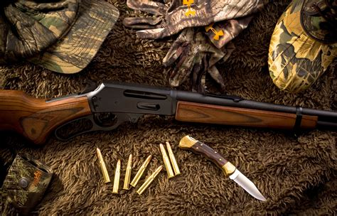 Lever Action Rifle For Deer Hunting